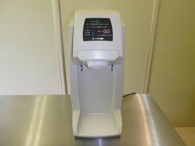 簡易ソフトクリーム機